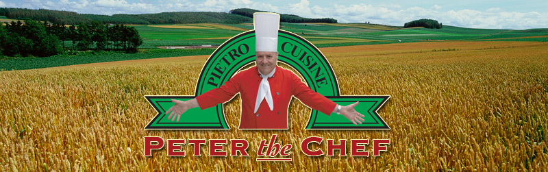 PETER THE CHEF